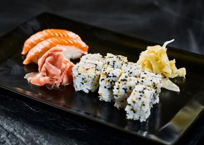 900 x 675 Kansai sushi ksiązenice