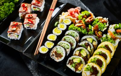 Co to jest sushi?
