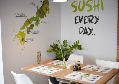 strefa sushi książenice